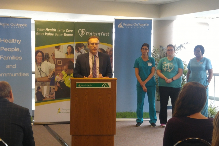 Province expands healthcare program to help reduce wait times