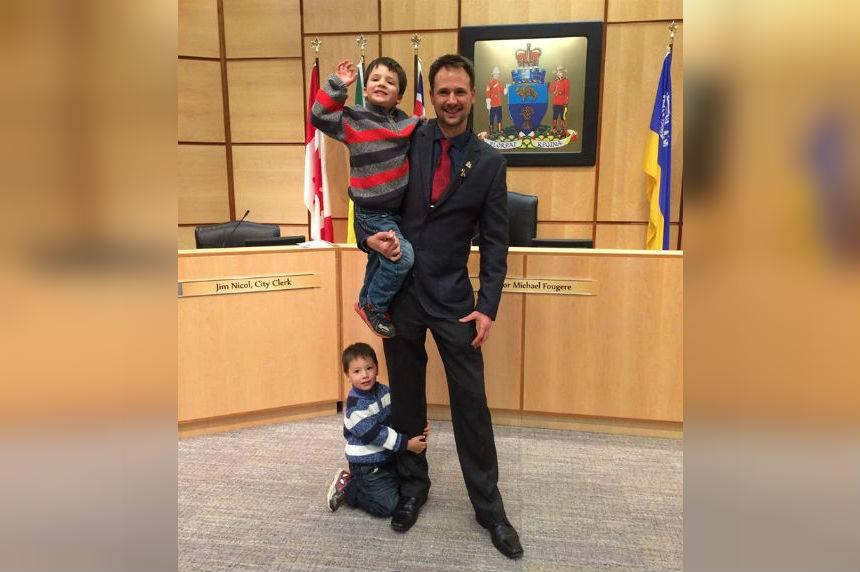 Cancer strikes family of Regina city councillor