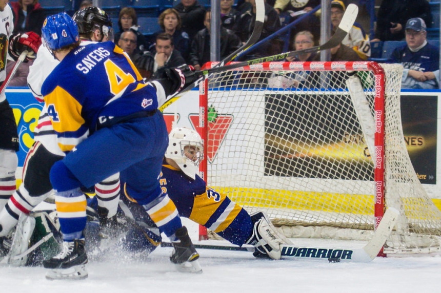 Blades take five of six points from busy weekend