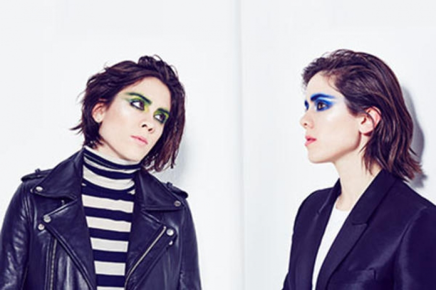 Tegan and Sara, Lights to rock stage as part of 2017 Regina Folk Festival lineup