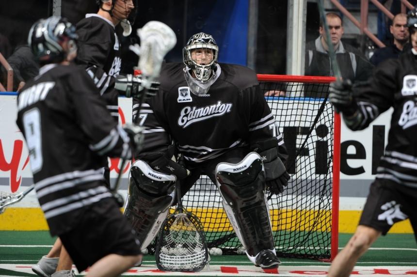 Report: Edmonton's professional lacrosse team headed to Saskatoon