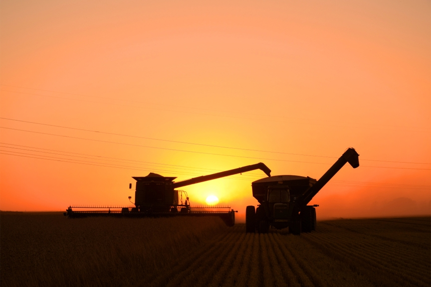 Sask. harvest nearly done thanks to dry weather