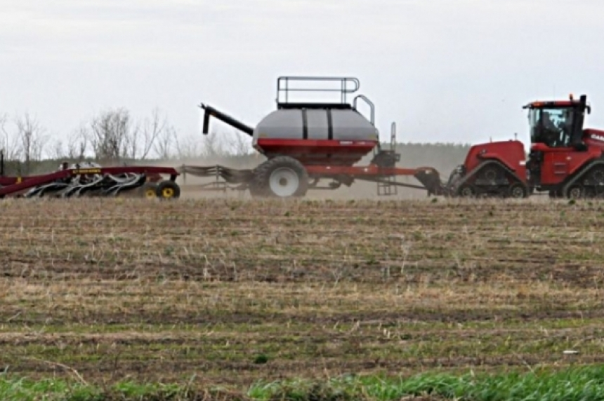 Sask. seeding starts slower than past years: report