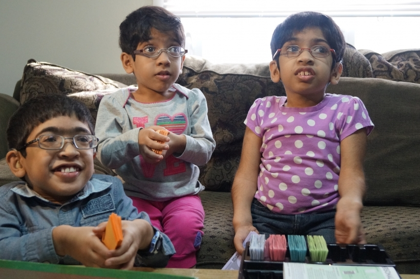 Father thankful Sask. gov't now paying for children's medication