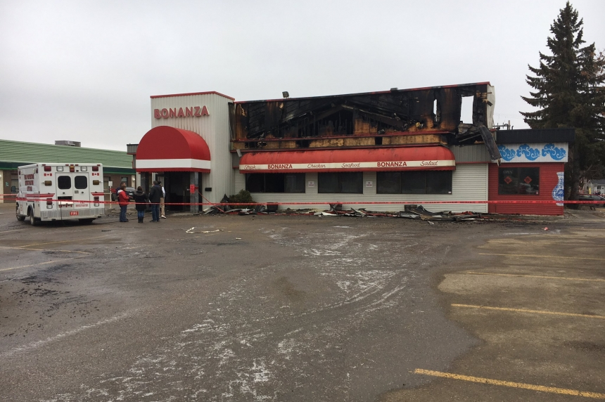 Bonanza owner hopes to rebuild after fire guts Saskatoon restaurant