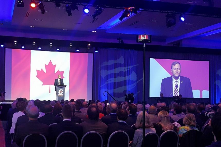 Saskatoon MP Brad Trost finishes 4th in Conservative race
