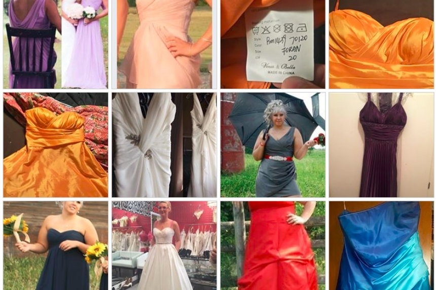 Brides left in limbo after Saskatoon dress shop closes