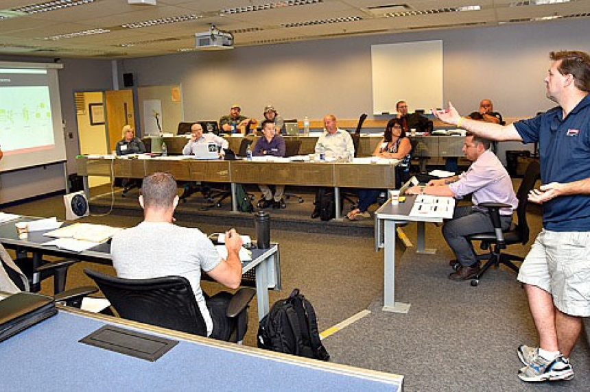 University of Regina hosts business boot camp for Canadian Forces veterans