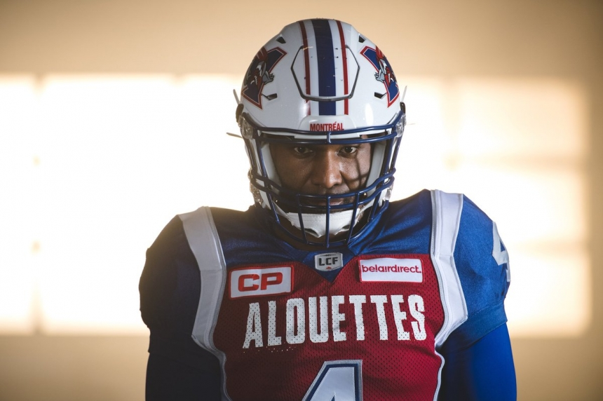 Former Rider Darian Durant moves on to life as an Alouette