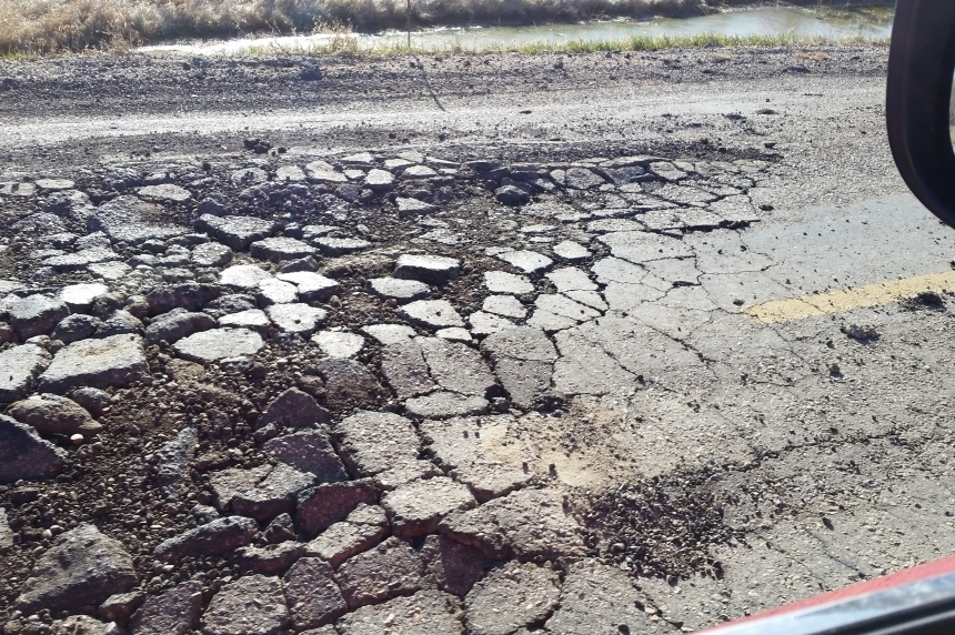 Highway near La Loche leads CAA's Worst Roads campaign