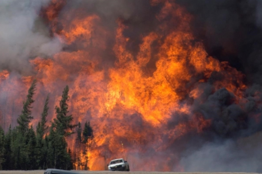 UPDATE: No imminent threat to Sask. communities by Alba. wildfires so far