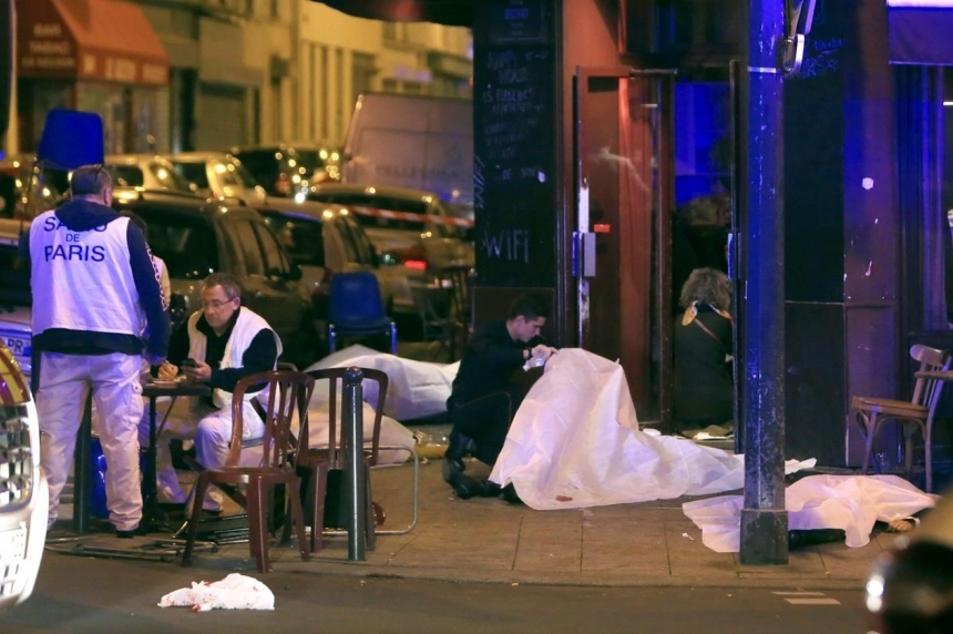 Paris woman from the Prairies in shock after deadly attacks