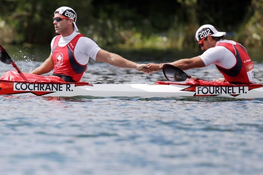 Cochrane, Fournel added to Canadian Olympic team for men's K2 200m