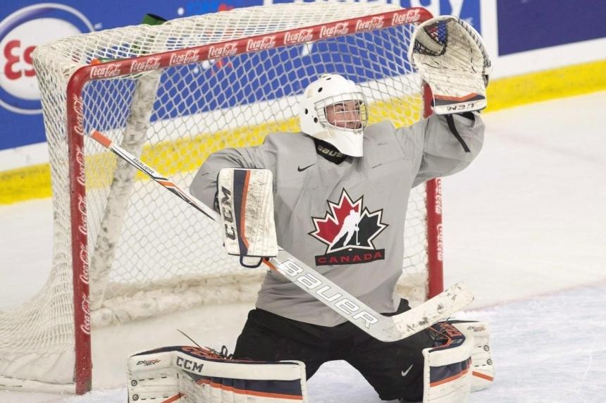 Imperial, Sask. goaltender Connor Ingram set to start for Team Canada