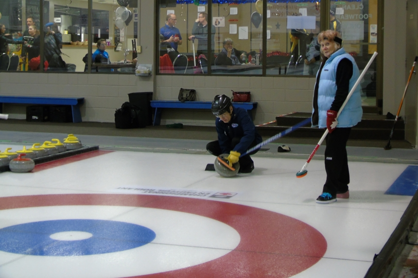 Regina's Callie Curling Club sweeps in a new century with 100-end game