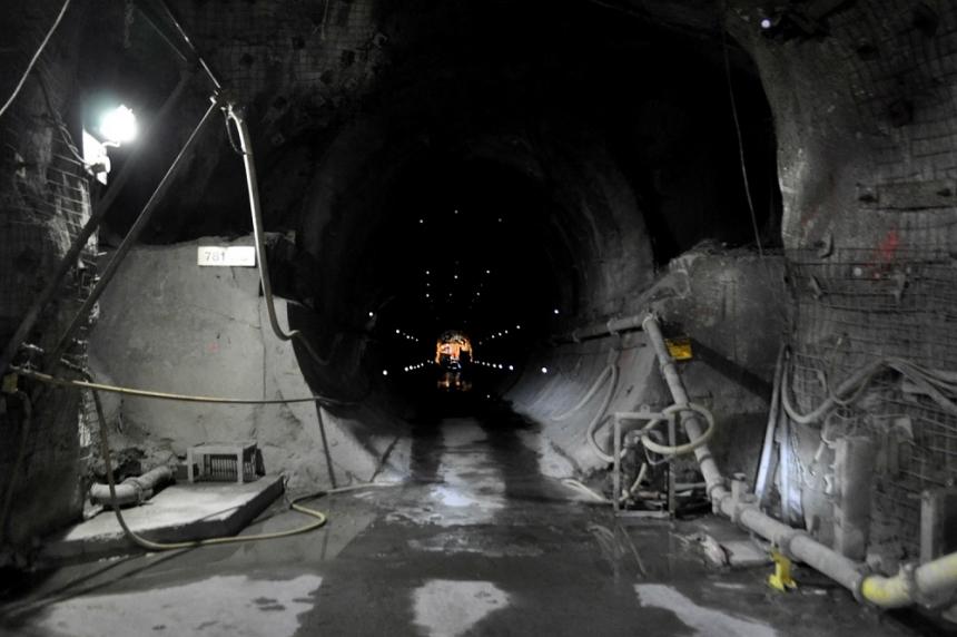 Fallen rock temporarily closes Cameco mine at Rabbit Lake