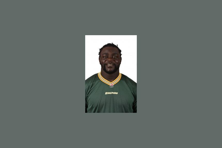 Riders acquire Cedric McKinley from Edmonton