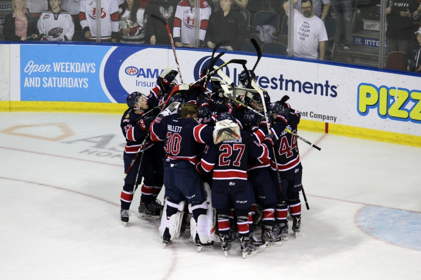 Pats head to WHL Finals after 7-4 comeback win in Lethbridge