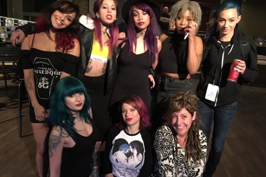 Saskatoon burlesque performance cancelled amid defiance of Sask. law