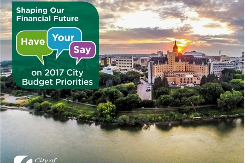 Saskatoon launches Citizen Budget, wants feedback on budget priorities