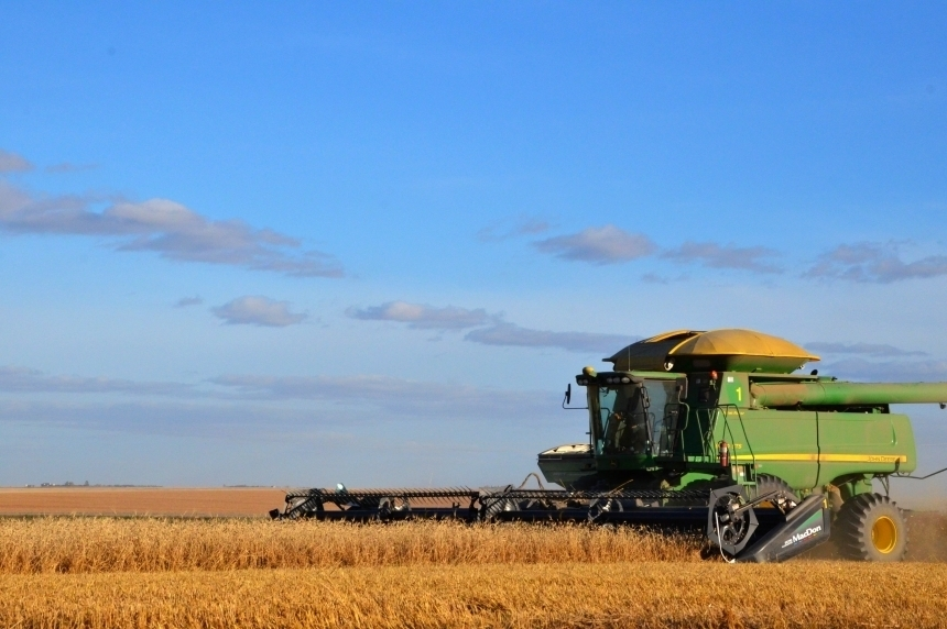 Southeast Sask. leads the way during harvest season