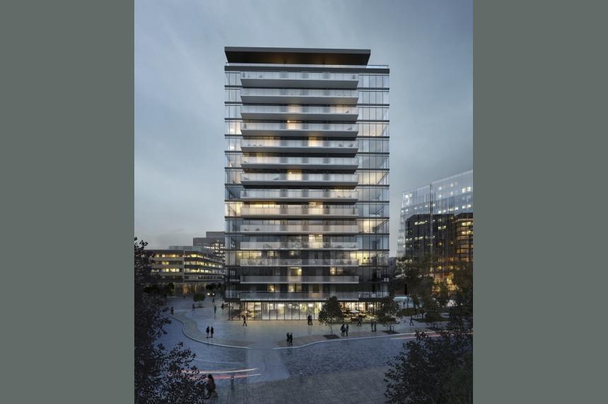 River Landing condos 'quick sell out' surprises developer