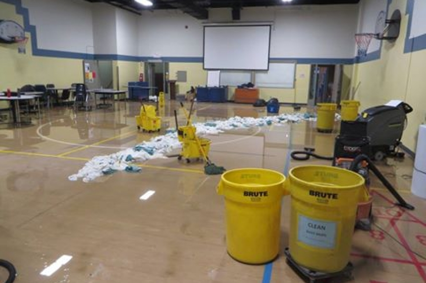 Saskatoon's Cosmo Industries cleaning up after major flood