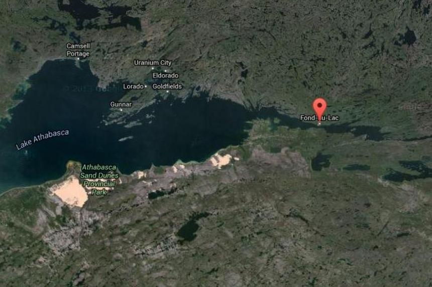 Pedestrian killed in crash in Fond-du-Lac Saskatchewan