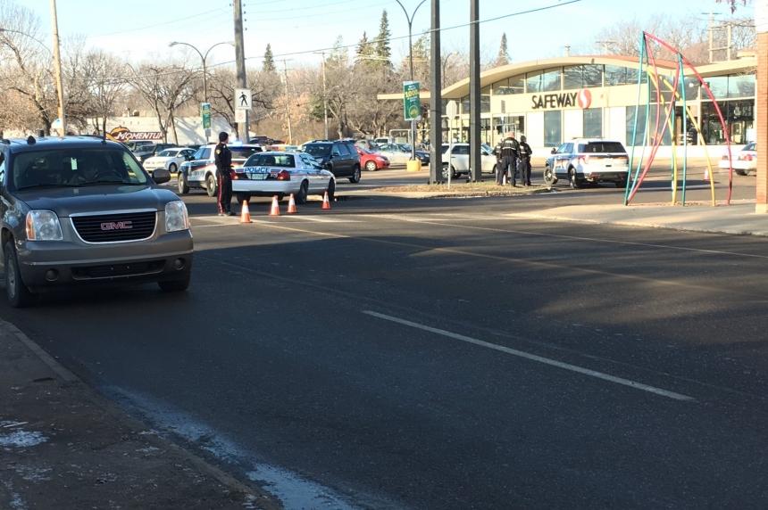 Bomb hoax evacuates Safeway in Saskatoon