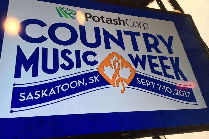 CCMA's coming back to Saskatoon for 2017
