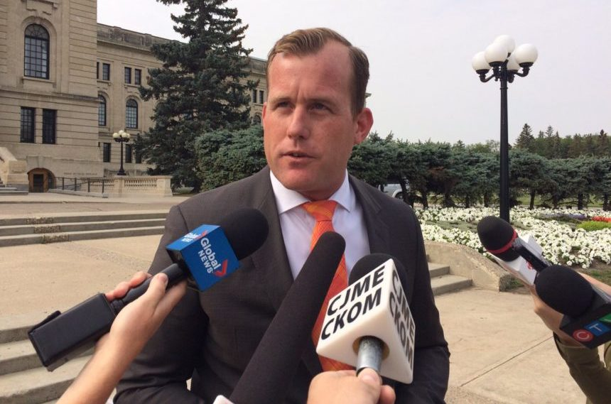 Trent Wotherspoon enters race for Sask. NDP leadership