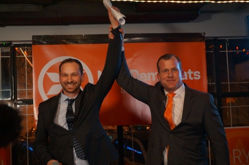 'This was sweet:' NDP welcomes Ryan Meili after byelection win
