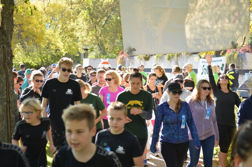 Terry Fox's inspiration persists 35 years later
