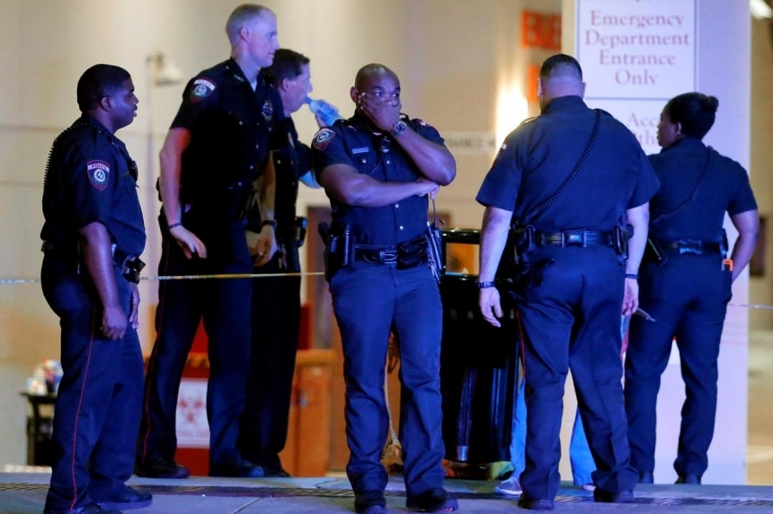 Reaction in the aftermath of the Dallas police shootings