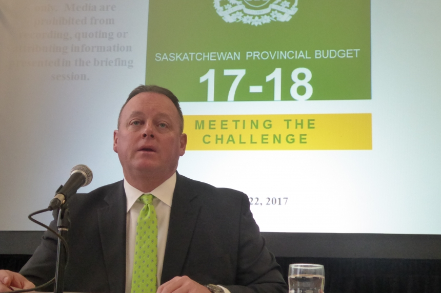 Sask. budget hits families with PST hike, job cuts