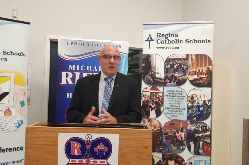 Regina Catholic Schools introduces new director of education