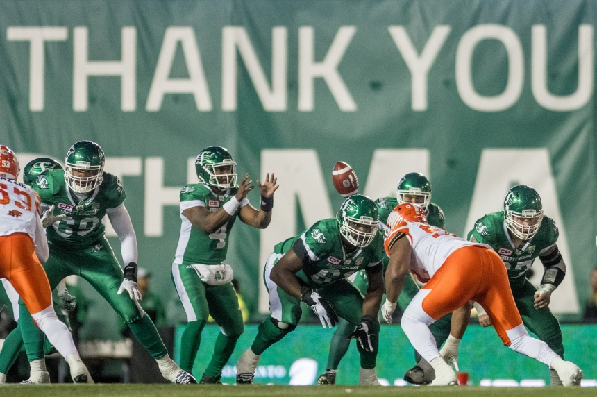 'At a loss for words:' Durant honoured to be part of final Mosaic Stadium farewell