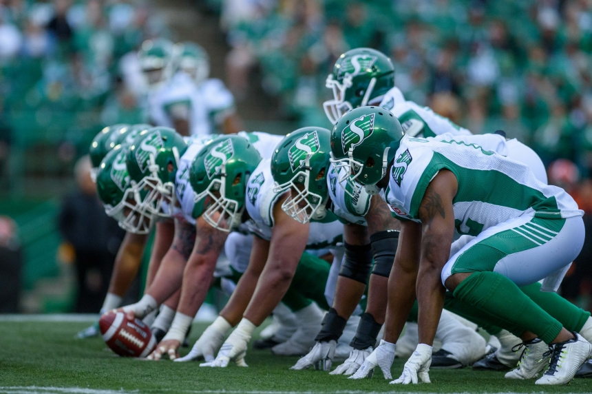 'It's all about how you bounce back' Riders look forward to Edmonton