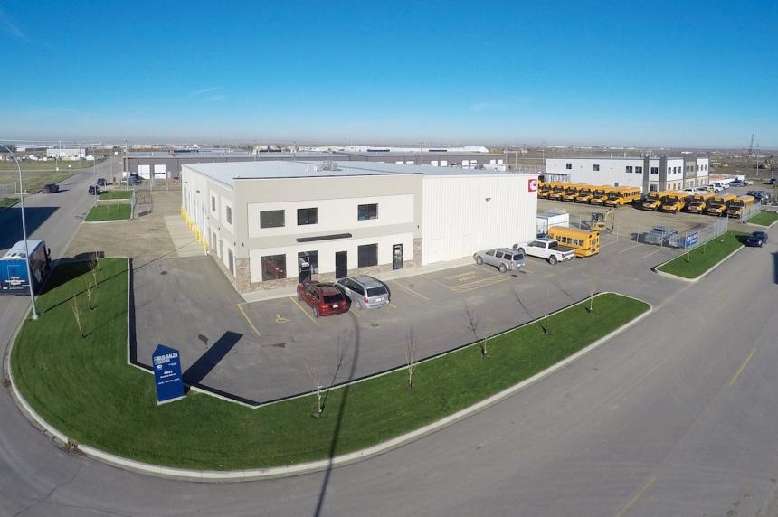 Regina Catholic Schools announce contract with new bus company