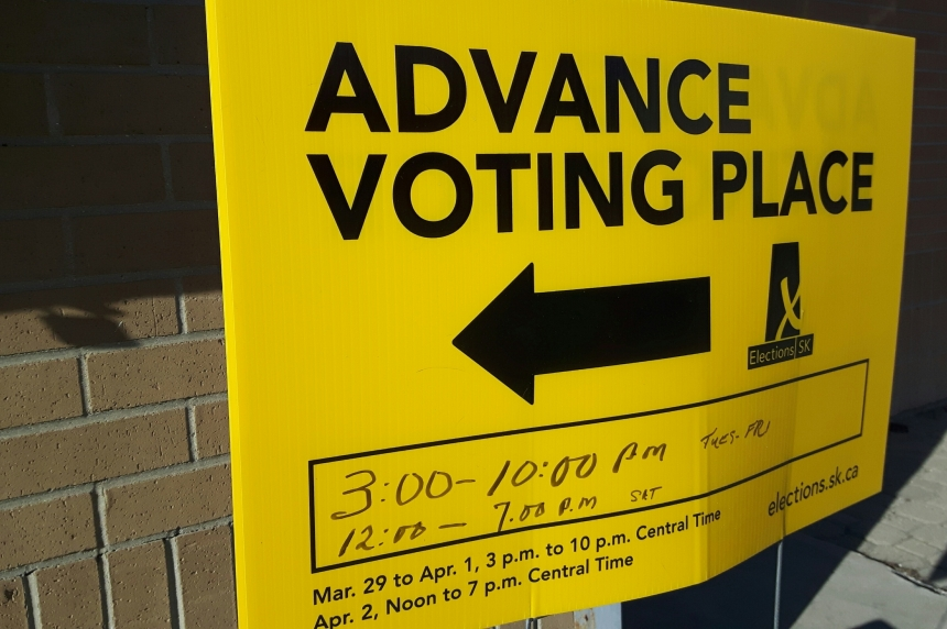Advance polls open for Regina Northeast by-election