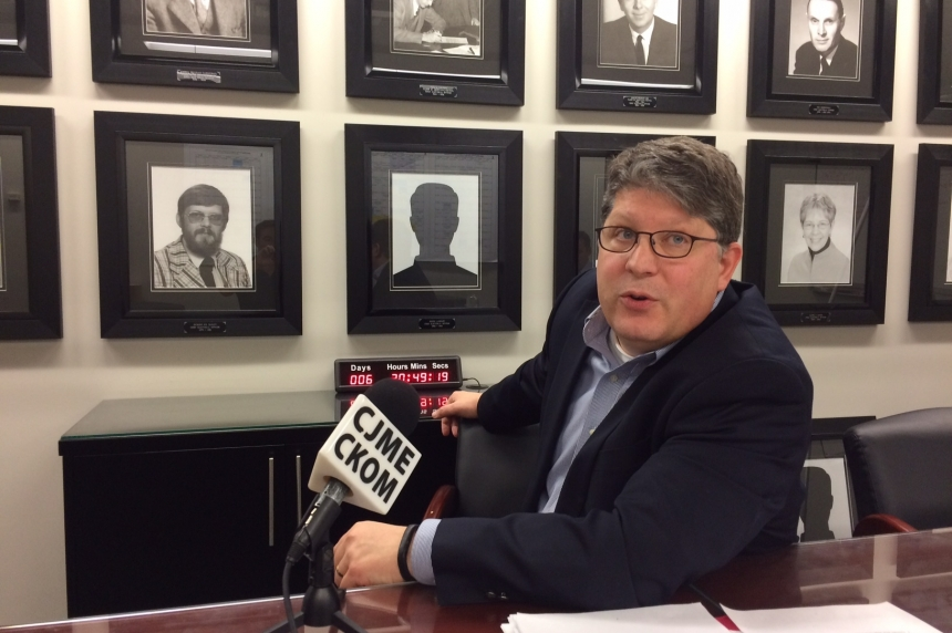 Martel on the Move: 1 on 1 with the man in charge of the Saskatchewan election