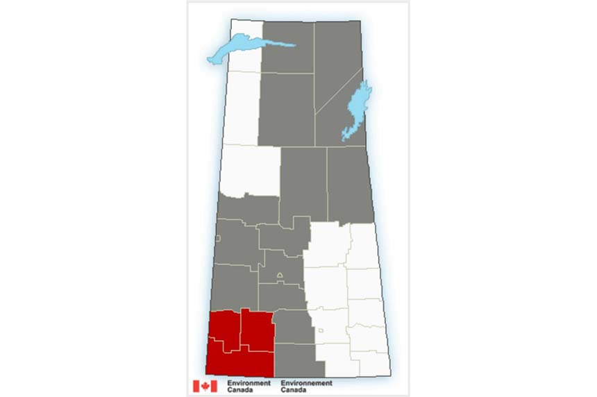 Air quality statements for Sask. amid wildfire smoke