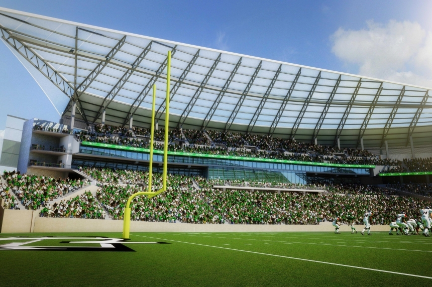 Water not drinkable for test game at new Mosaic Stadium
