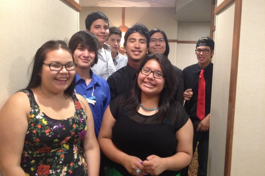 FNU entrepreneurship camp inspires First Nation youth