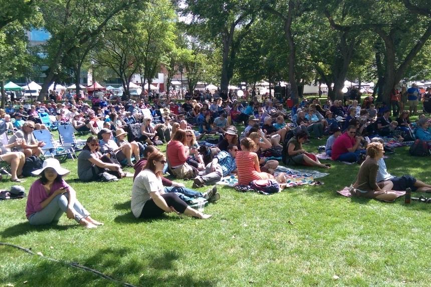 Regina Folk Festival kicks off today