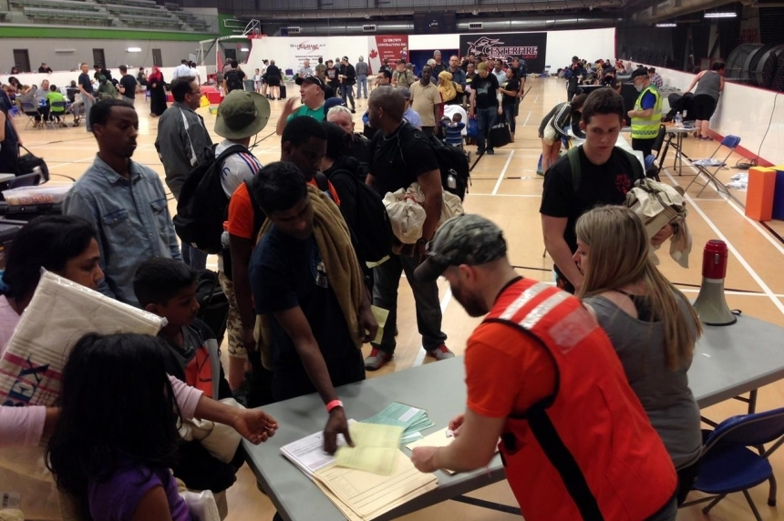 Fort McMurray wildfire evacuees offered free apartments in Saskatoon
