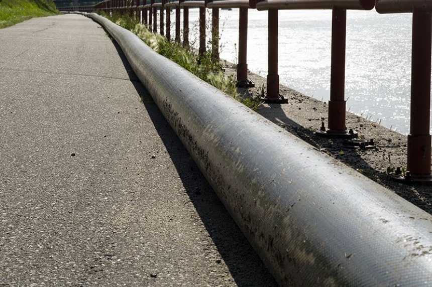 Second pipeline ready, water restrictions to be lifted in P.A.
