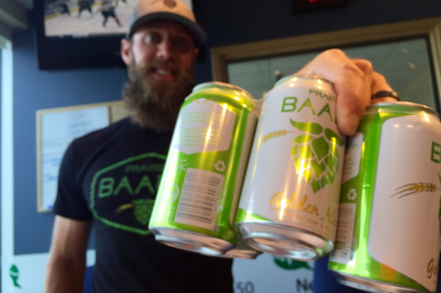 Cheers to beer: Graham DeLaet stirs up local flavour with new craft brew