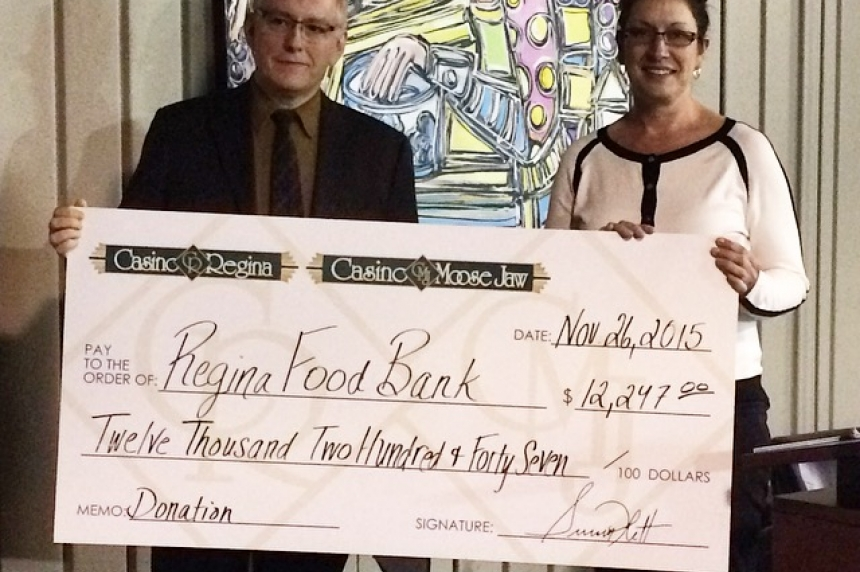 Regina Food Bank prepares for what could be an extra busy holiday season