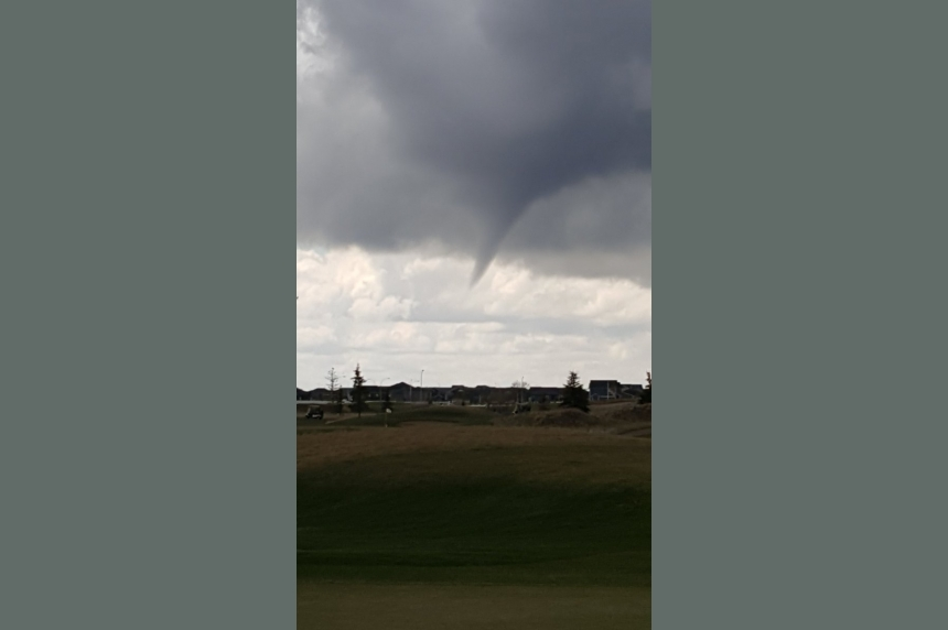 Sunday brings funnel clouds to Sask.